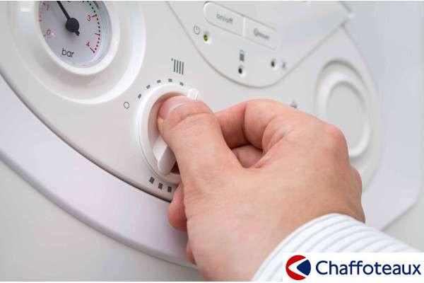 instalación termo eléctrico chaffoteaux