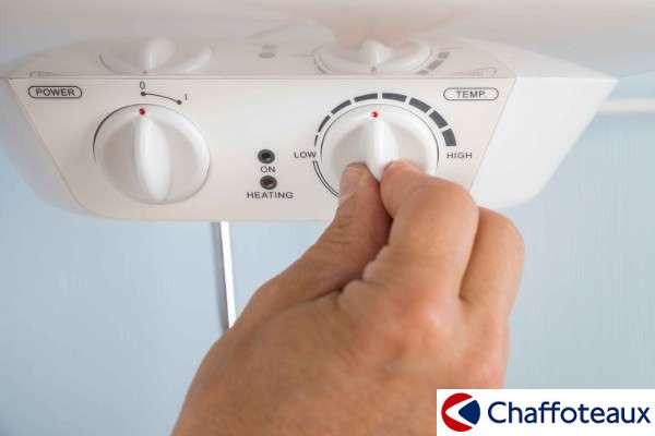 revisión calentadores de agua a gas chaffoteaux madrid