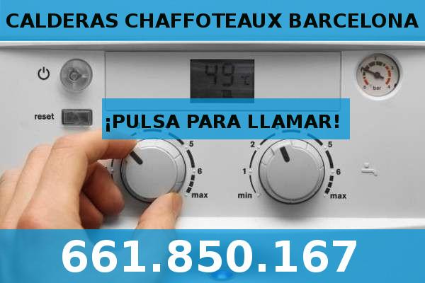 chaffoteaux barcelona